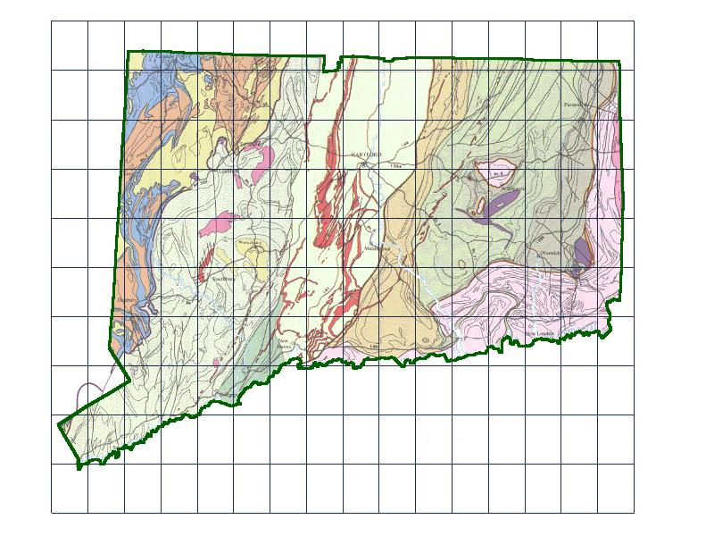 bedrock geologic map of connecticut Iapetus Seabed Deposits bedrock geologic map of connecticut